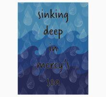 Sinking Deep One Piece - Short Sleeve