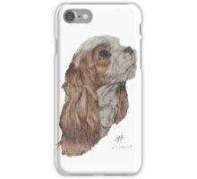 King Charles Cavalier  iPhone Case/Skin
