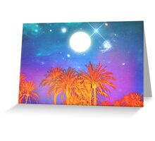 The Twilight. Greeting Card