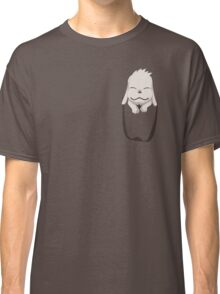 Akamaru in your pocket! Classic T-Shirt