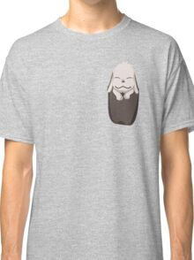 Akamaru in your pocket! Classic T-Shirt