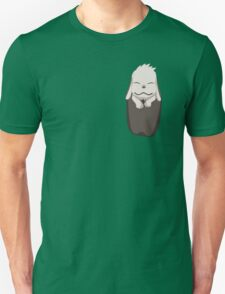 Akamaru in your pocket! T-Shirt