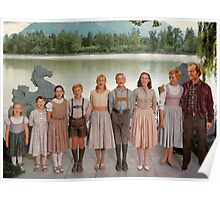 Jack Torrance in The Sound of Music Poster
