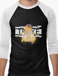 WILD Men's Baseball ¾ T-Shirt