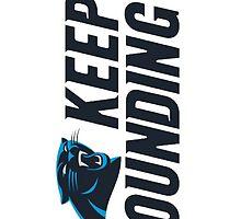 Carolina Panthers by AlbaGG