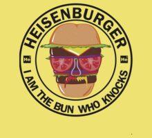 Breaking Bad: Heisenburger Shirt Kids Tee