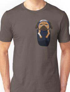 Pakkun in your pocket! Unisex T-Shirt