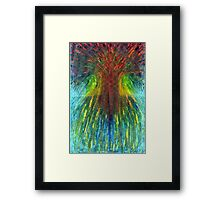 Tree Of Oblivion Framed Print