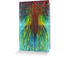 Tree Of Oblivion Greeting Card