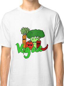Veg out! Classic T-Shirt