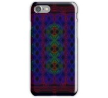Colored Glass Pattern iPhone Case/Skin