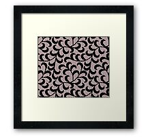 Pattern #45  Framed Print