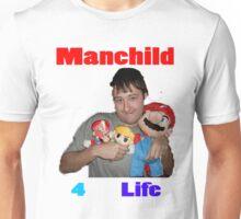 Manchild 4 Life Unisex T-Shirt