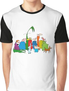 The group Graphic T-Shirt