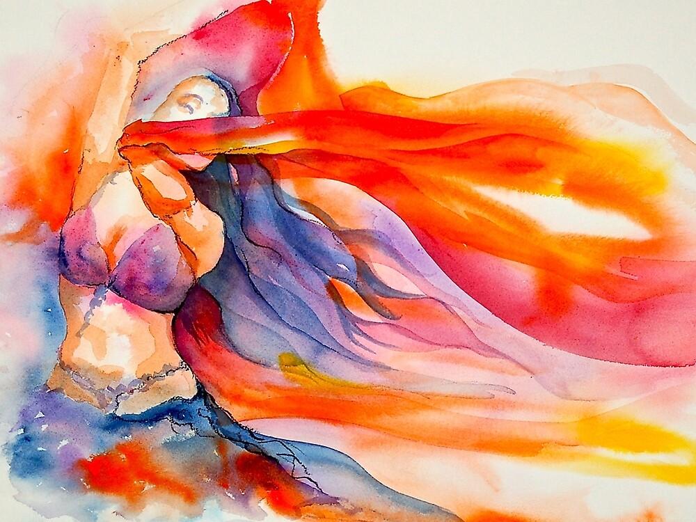 swirling veil by gerardo segismundo