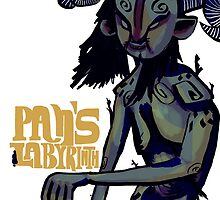 Pan's Labyrinth by teddymoviecard
