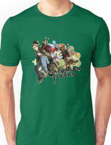 SALUT LES GEEKS T-Shirt