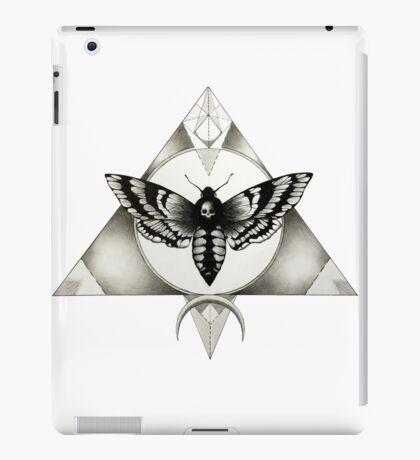 Death's Head Moth iPad Case/Skin