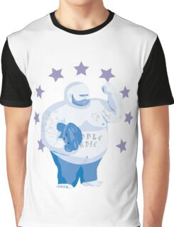 Cuddle For Life Graphic T-Shirt