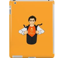 Monty Navarro  iPad Case/Skin