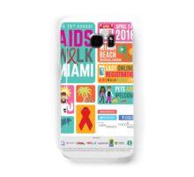 Aids Walk Miami 2016 Samsung Galaxy Case/Skin