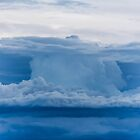 Antarctica in the sky? No, this is not ice, it is clouds... by Qnita