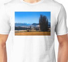 New Zealand Winter. Unisex T-Shirt