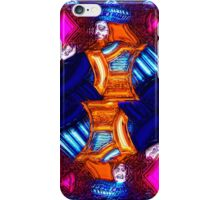 Chrome on Glass King of Diamonds iPhone Case/Skin