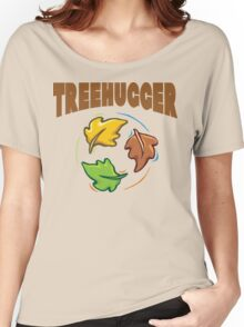 "Earth Day ""Treehugger"" Women's Relaxed Fit T-Shirt"