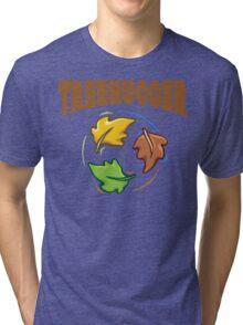 "Earth Day ""Treehugger"" Tri-blend T-Shirt"