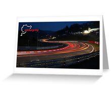Nurburgring Greeting Card