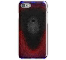 Glass on Comic WitchDoctor with Pattern iPhone Case/Skin
