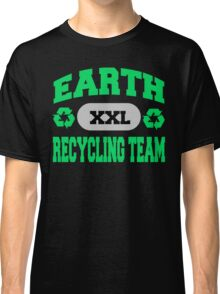 Earth Day Recycling Team Classic T-Shirt