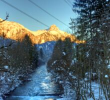 Bludenz (Vorarlberg, Austria) Sticker