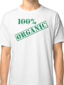 Earth Day 100% Organic Classic T-Shirt