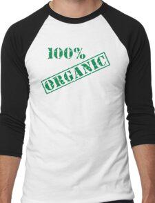 Earth Day 100% Organic Men's Baseball ¾ T-Shirt