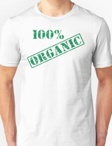 Earth Day 100% Organic Unisex T-Shirt
