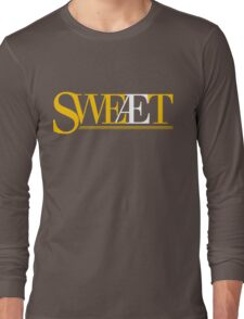 SWEÆT (sweet&sweat) Long Sleeve T-Shirt