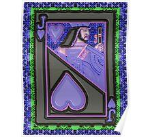Art Gloss Jack of Hearts Poster