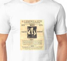 Bugs Moran Wanted Unisex T-Shirt