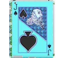 Art Gloss Jack of Spades iPad Case/Skin