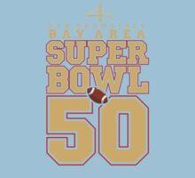 Super Bowl 50  Kids Tee