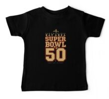 Super Bowl 50  Baby Tee