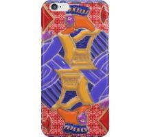 Art Gloss King of Diamonds iPhone Case/Skin