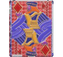 Art Gloss King of Diamonds iPad Case/Skin