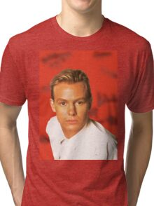 Jason Donovan - Ten Good Reasons Tri-blend T-Shirt