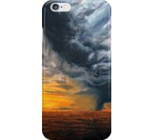 Twiggly Clouds iPhone Case/Skin