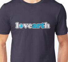 lovearth *blue Unisex T-Shirt