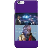 Doctor Who - Osgood: All of Time and Space iPhone Case/Skin