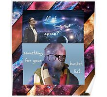 Doctor Who - Osgood: All of Time and Space Poster